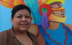 Brenda Mendoza of PCUN
