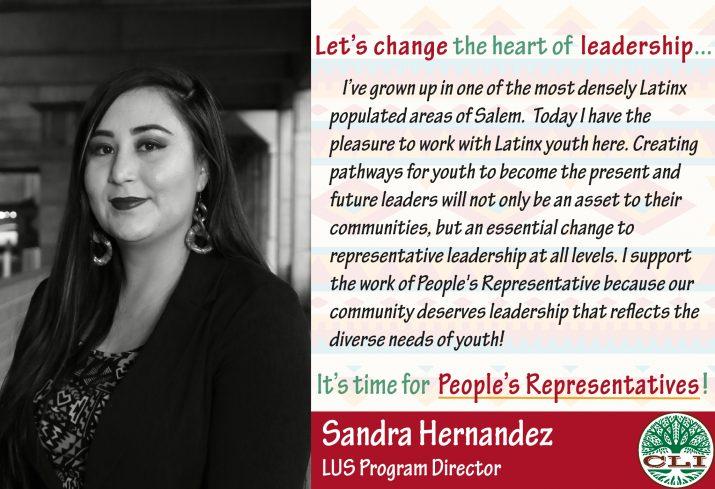 Sandra Profile